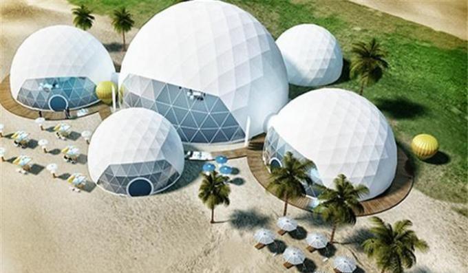 Acquisto cupola geodetica: l'importanza di metodo costruttivo, resistenza e frequenza