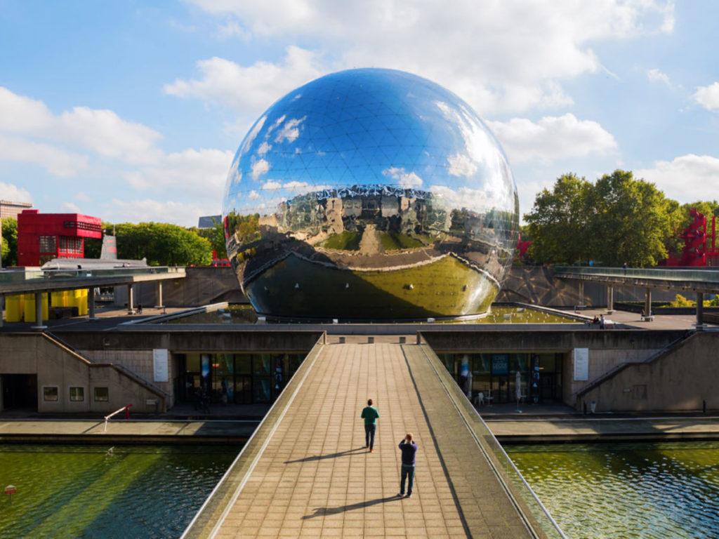 Gèode di Parigi