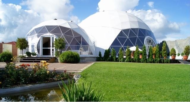 Cupola geodetica: permessi necessari